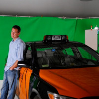 Greenscreen shoot